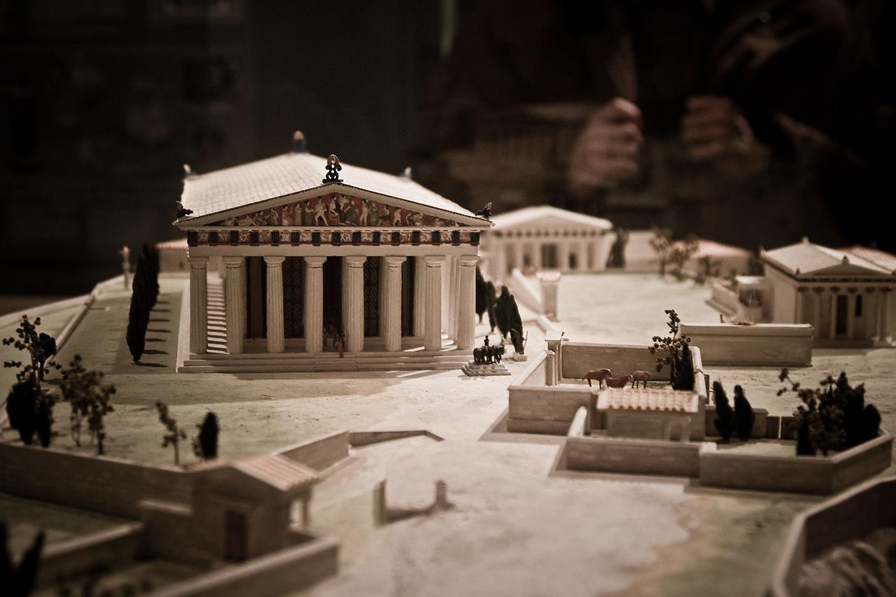 makieta-architektoniczna-akropol