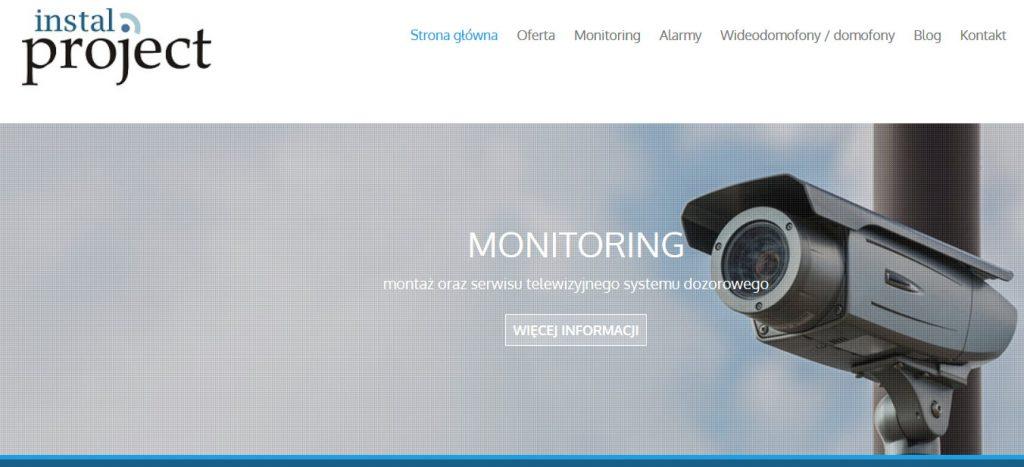 instalproject.pl - montaż alarmów w Toruniu